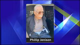 Phillip Jenison arrested after 20 years on the run