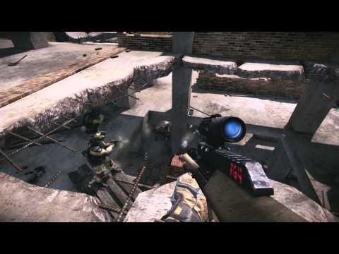WARFACE Co-Op Gameplay Trailer
