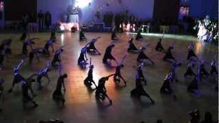 Турнир по бальным танцам Орхидея 2012