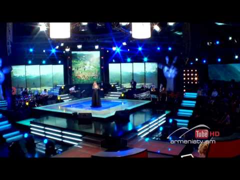 Armine Martirosyan, Հայաստան - The Voice Of Armenia - Live Show 3 - Season 1