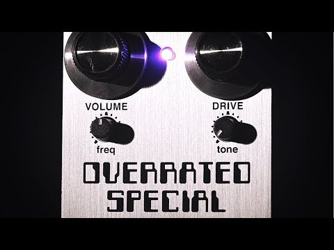 Way Huge® Smalls™ Overrated Special Overdrive | Take 3