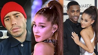 Ariana Grande&#39s Ex RESPONDS to &quotThank U, Next&quot Celebs React