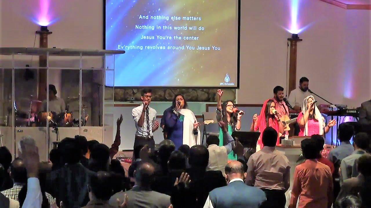 Praise & Worship - IPC Orlando Church [03/26/2017]
