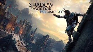 Middle-earth: Shadow of Mordor Gameplay (PS3 HD)