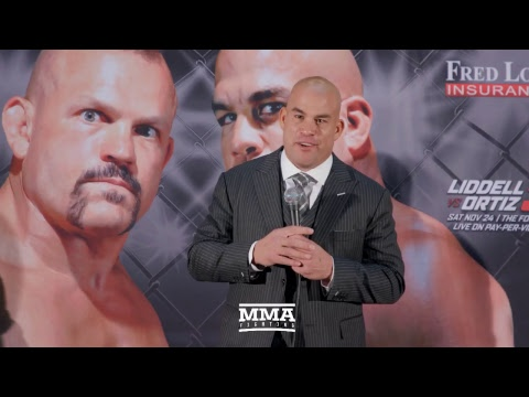 Chuck Liddell vs Tito Ortiz 3 Post Fight Press Conference Live Stream - MMA Fighting
