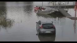 Porvoonjoki tulvi 15.9.2019