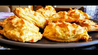 Картофени кюфтета (целувки) - леки, въздушни и много апетитни. Италианска кухня.