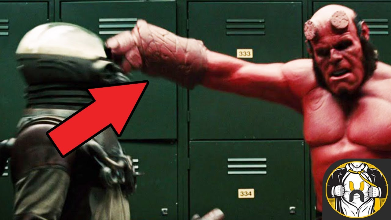 The Right Hand Of Doom Explained Hellboy 2019 Youtube