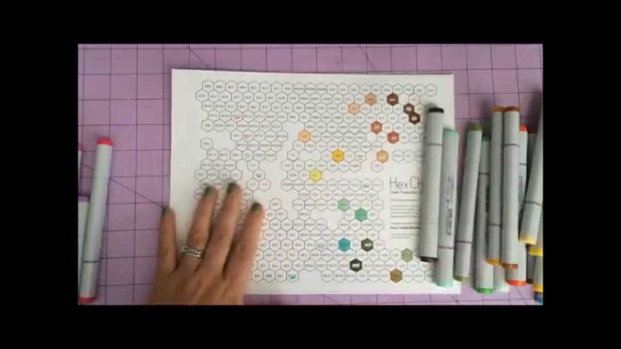 Copic hex chart 2 an update youtube nvjuhfo Images
