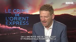 """""""Le Crime de l'Orient Express"""" : 5 questions à Kenneth Branagh"""