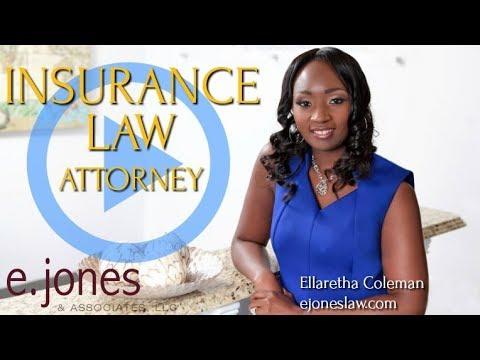 Meet Attorney Ellaretha Coleman   Insurance Law   E. Jones & Associates   Georgia And Florida