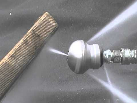 A Warthog Nozzle Demonstration Youtube