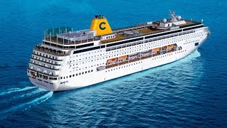 видео Круизы, Costa Cruises, Costa Neoriviera