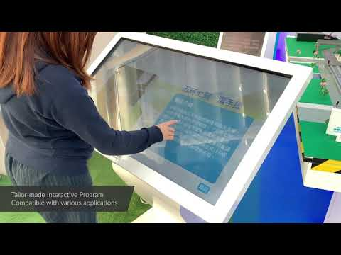 "Mass Modules: Interactive Exhibition Solution - IVE ""InnoCarnival"""
