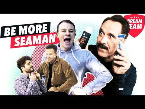 HOW TO GROW A MOUSTACHE   Feat. David Seaman