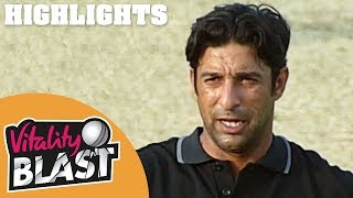 The First Ever T20 Match | Highlights | Blasts From The Past | Episode 1