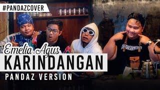 Lagu Banjar KARINDANGAN (Cover) PANDAZ feat Tommy Kaganangan,Iim,Mangmoy #lagubanjar