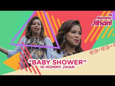 Hi Mommy Jihan   Sorotan di Majlis 'Baby Shower'... pasangan Jihan Muse & Ungku Hariz