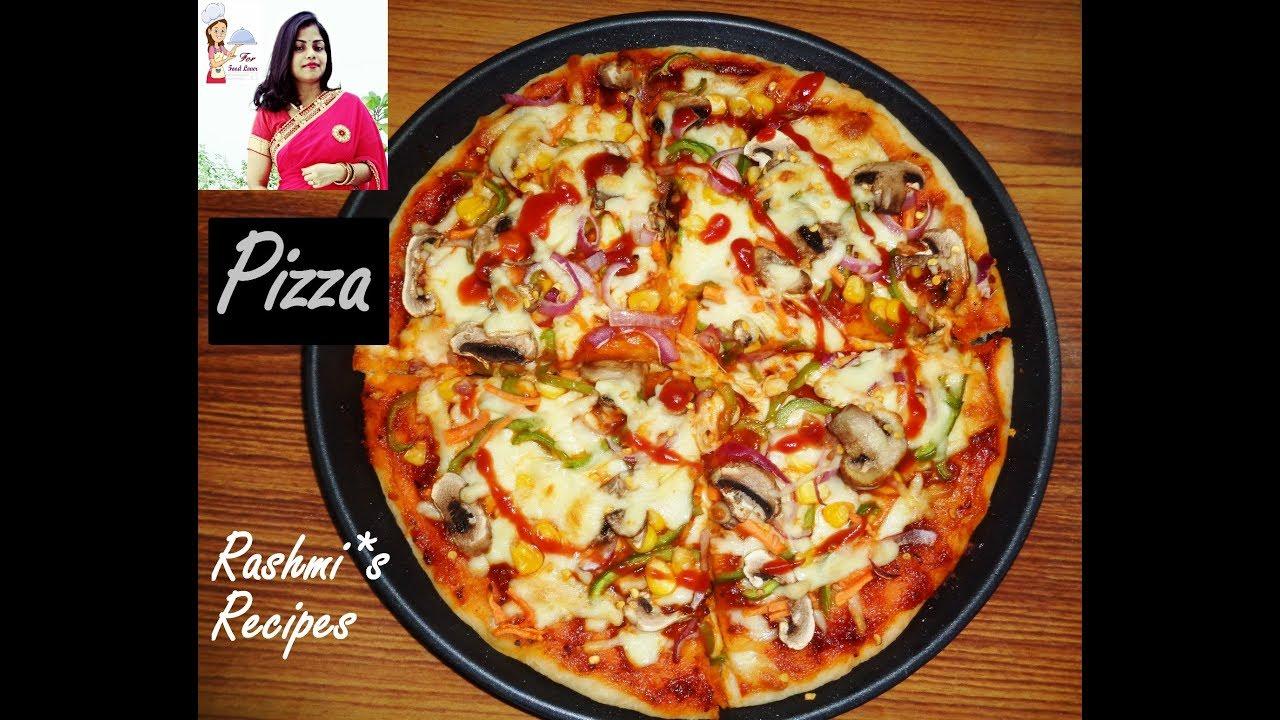 Pizza Overloaded Veg Farmhouse