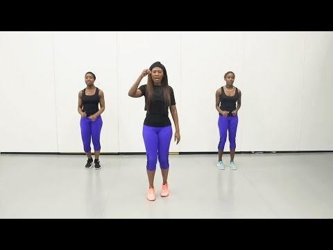AFRICAN DANCE WORKOUT | 30 Day Booty Challenge (Level 2) | Afrifitness