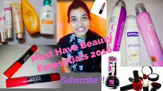 Must Have Beauty amp Makeup Essentials Back to College 2016