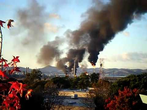 2010 Tesoro Incident Golden Eagle Refinery__Martinez- November 10_ 2010