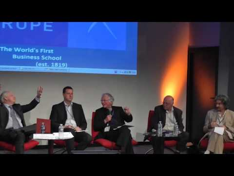 FEBS Conference 2013, Debate about Accounting, regulation and sistematic risk, part 1