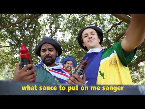 """Australia Day"" Song (Parody of ""American Boy"")"