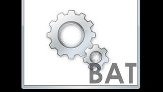 Как создать bat файл Windows 8(Узнавайте больше на нашем сайте http://owindows8.com/ Подписывайтесь на наш канал http://www.youtube.com/c/Owindows8com?sub_confirmation=1..., 2015-08-19T15:38:00.000Z)