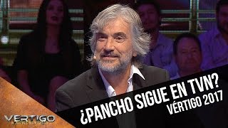 ¿Francisco Reyes continúa en TVN? | Vértigo 2017