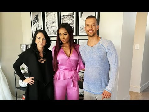 Bonang Matheba invites Top Billing into her new home | FULL FEATURE thumbnail