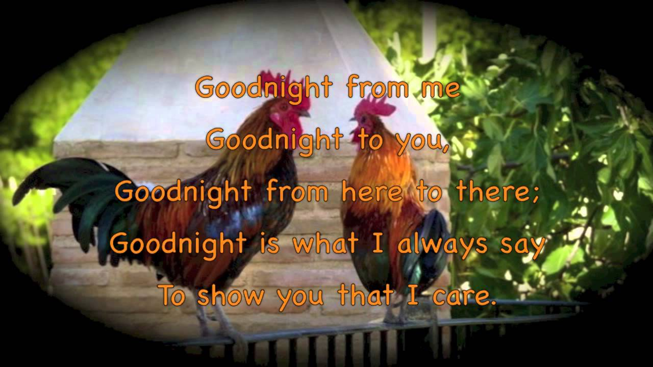 Saying Goodnight To A Friend A Poem Written By Jean Aked Youtube