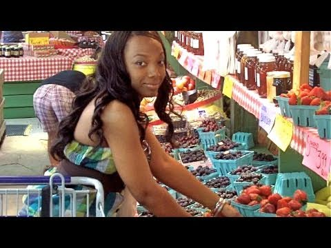 Farmers Market Field Trip!!!! - YouTube