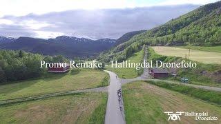 Remake - Promo Hallingdal Dronefoto - Norway