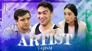 Artist (o'zbek serial) | Артист (узбек сериал) 7-qism