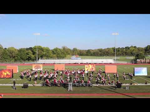 OHS Tiger Pride Band Performing