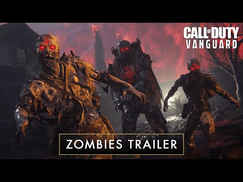 Zombies Reveal Trailer | Call of Duty: Vanguard