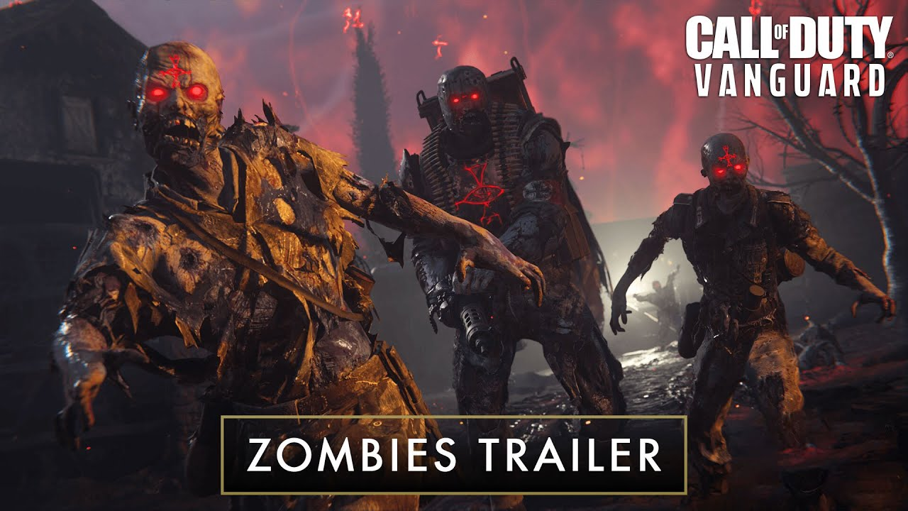 Download Zombies Reveal Trailer | Call of Duty: Vanguard