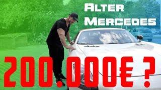 Ist der Mercedes SLS 200000 Euro wert?
