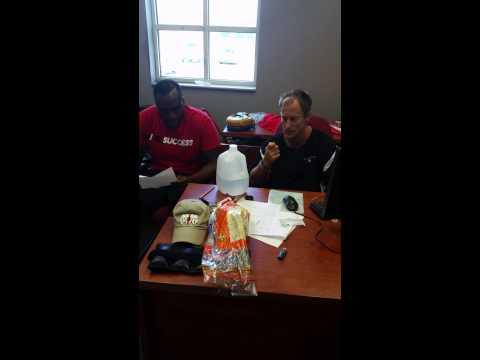 Alvin brown coach Interview