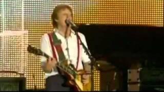 Paul McCartney - Paperback Writer (lyrics)