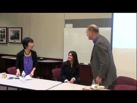Elizabeth Lagresa-Gonzalez: Penn State's Comparative Literature Luncheon Series