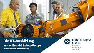 Umweltschutztechniker Ausbildung | Bernd Blindow Gruppe