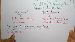 software maintenance   software engineering  