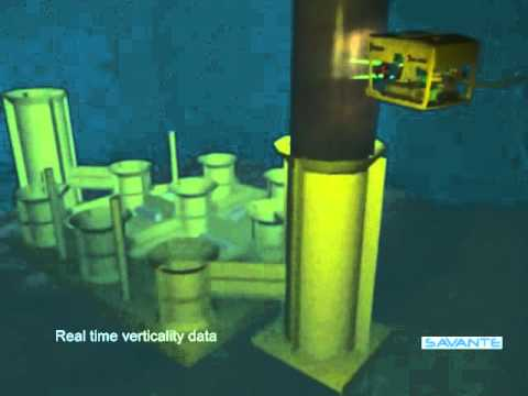 Savante Subsea and Underwater Laser:  Applications of underwater laser scanning