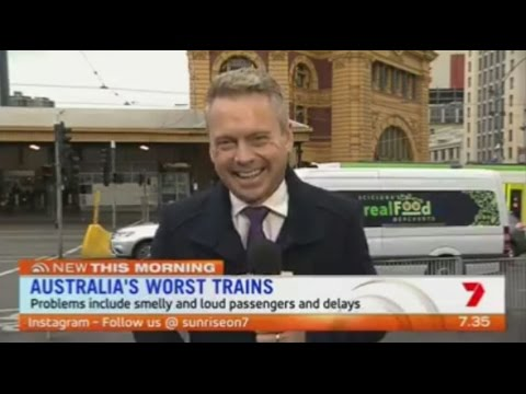 """Melbourne Metro Train Network Worst In Australia"" 12-9-16"