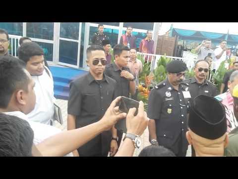 Jamuan Teh Rakyat Kemahkotaan DYMM Sultan Ibrahim