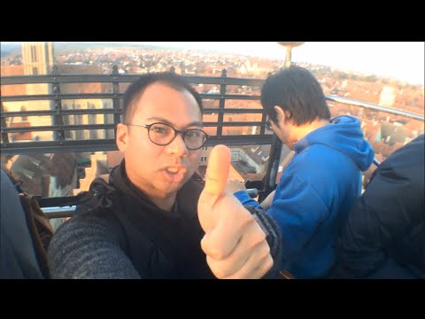 Travel VLOG: Chinese food in a German walled city?