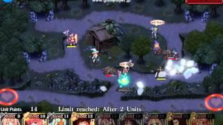 Millennium War Aigis - Vampire Bride Event - #5 Wolves