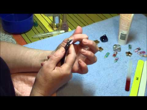 Manicure Nails At Home Yourself - Hand Care Tips for Women Video